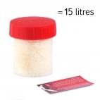 cristaux hydro-retenteur 15 litres