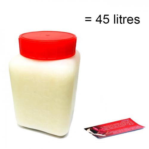 cristaux hydro-retenteur 45 litres